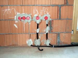 Elektrik beim Hausbau