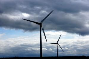 Wind zu Strom