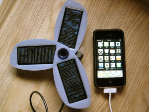 Smartphone Lademöglichkeiten