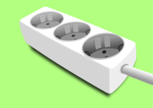 Steckdosenleisten – 'Hausmacher Kabelsalat'