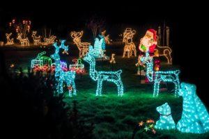 Energieverbrauch an Weihnachten