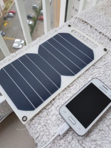 Mobile Stromversorgung