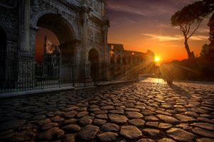 LEDs in Rom