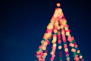 Weihnachtsmärkte LED