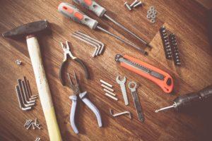 Neue Werkzeuge